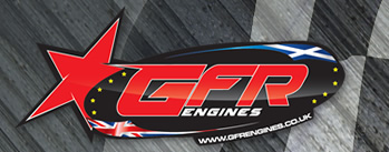 GFR Racing Engines Logo