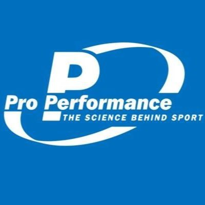 Pro Performance Science Behind Sport Logo